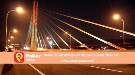 Paket Tour Wisata Bandung 3 Hari 2 Malam 2020