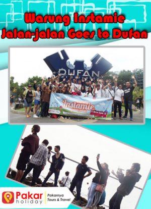 Paket Wisata Dufan dari Bandung