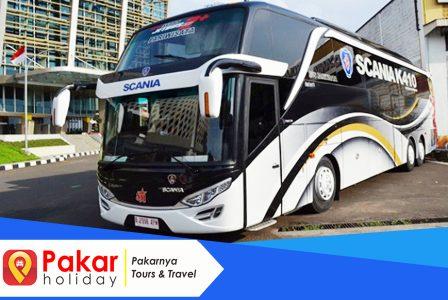 Agen PO Bus Bandung Murah 2021