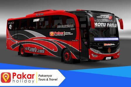 Nama Nama Bus Pariwisata di Bandung