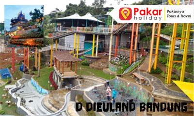 Wisata Hits Kawasan Punclut Bandung