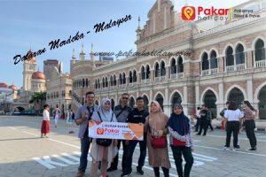 Paket Tour malaysia 4d3n