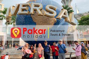 PAKET TOUR MURAH SINGAPORE TIKET UNIVERSAL