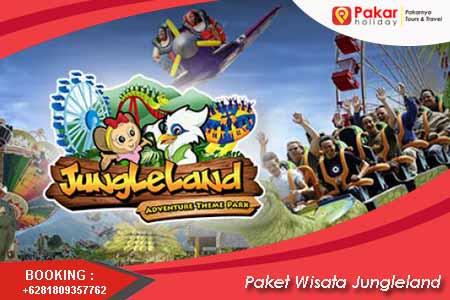paket wsiata jungleland dari badnung